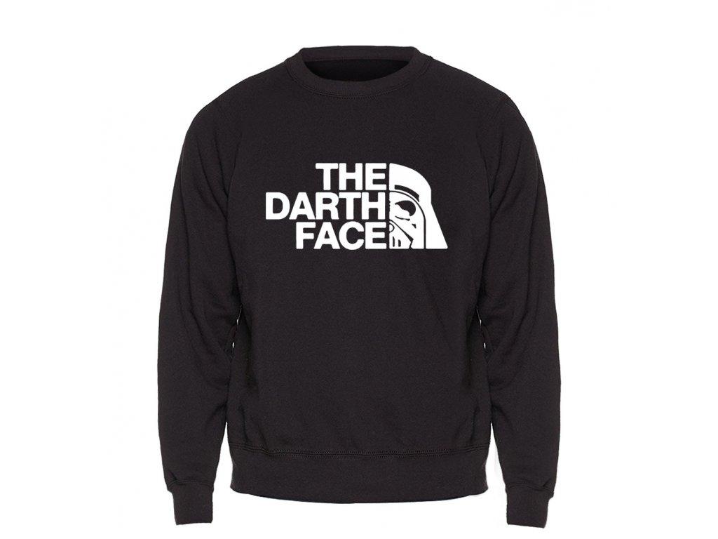 Star Wars The Darth Face Vader Sweatshirt Men Hoodie Crewneck Sweatshirts 2018 Winter Autumn Fleece Warm 3