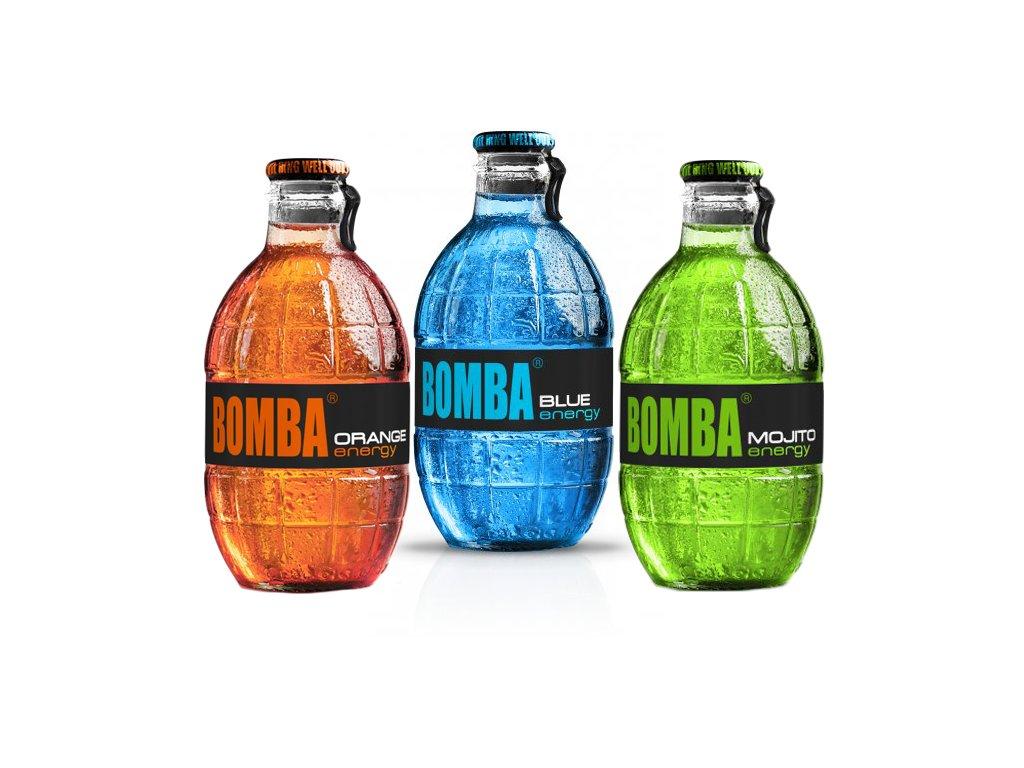 Energy Drink BOMBA mix 3ks