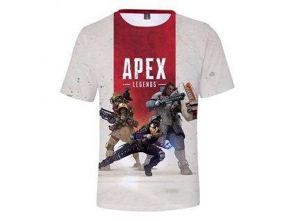 New 3D T shirt Apex Legends Hot Game Round neck Men Women Summer Casual T shirt 1