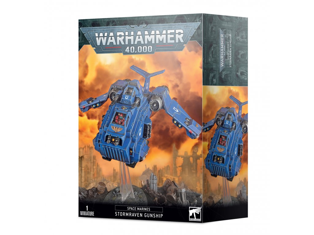https trade.games workshop.com assets 2020 09 E B200a 41 10 99120101399 Space Marines Stormraven Gunship