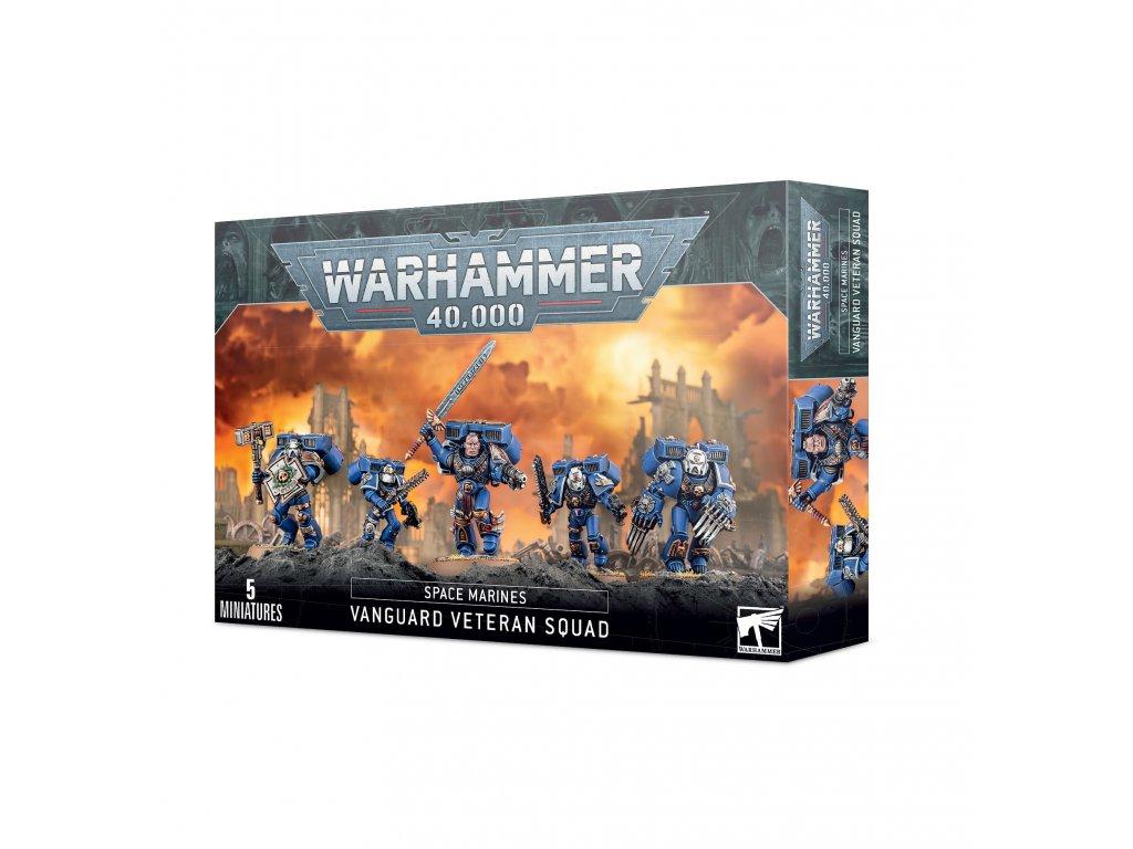 warhammer 40000 space marine vanguard veteran squad 5f9008feb8f91