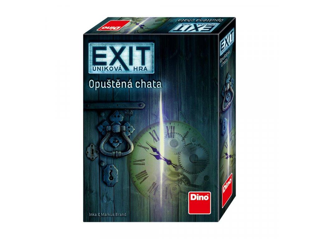 Exit - Úniková hra: Opuštěná chata