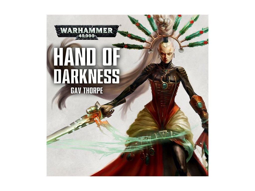 Hand of Darknesscover