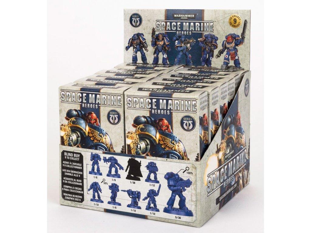warhammer 40 000 space marine heroes