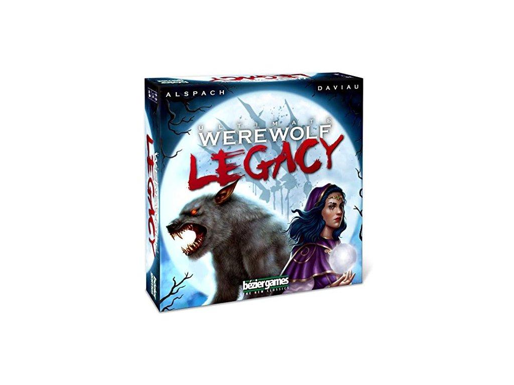 Ultimate Werewolf Legacy (en)