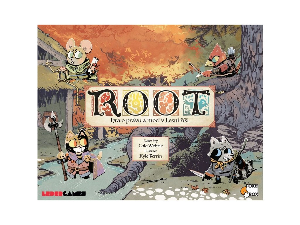 Root Box Art CZ