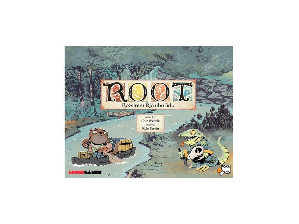 Root: Rozšíření říčního lidu