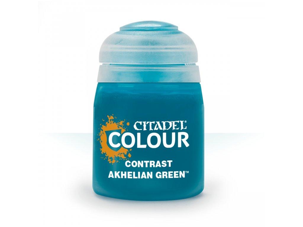 Contrast Akhelion Green