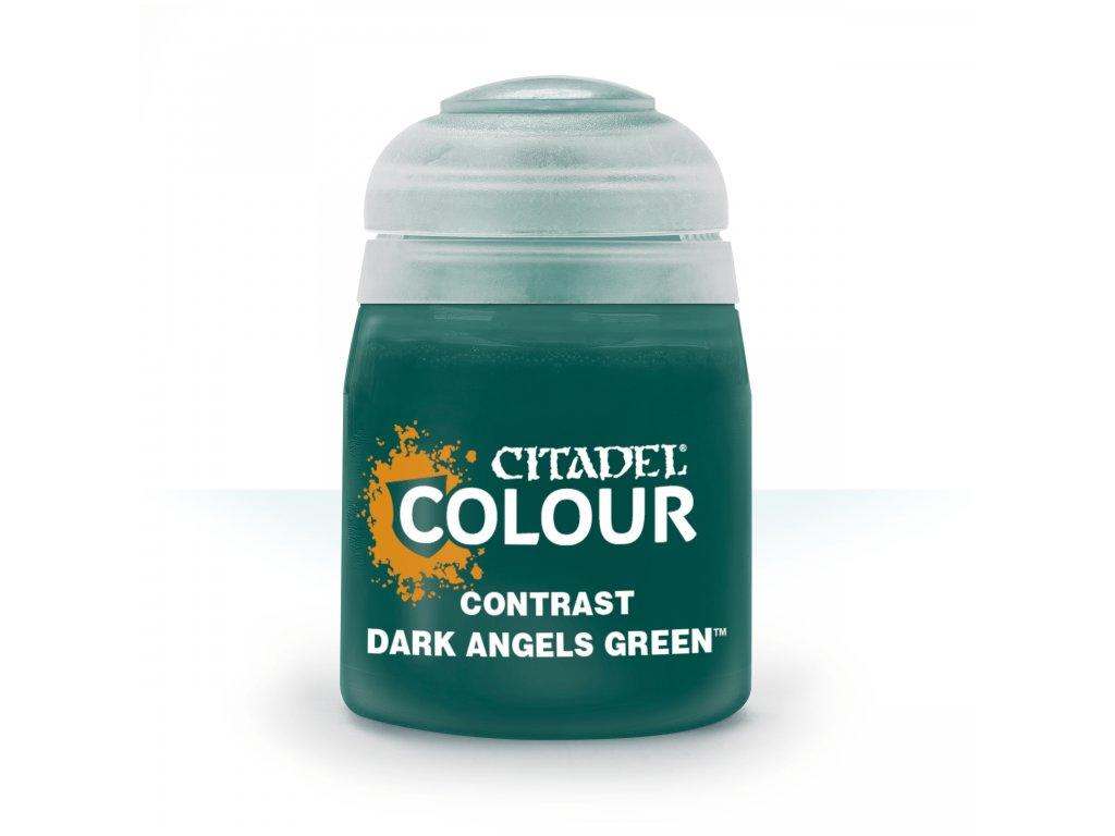 Contrast Dark Angels Green