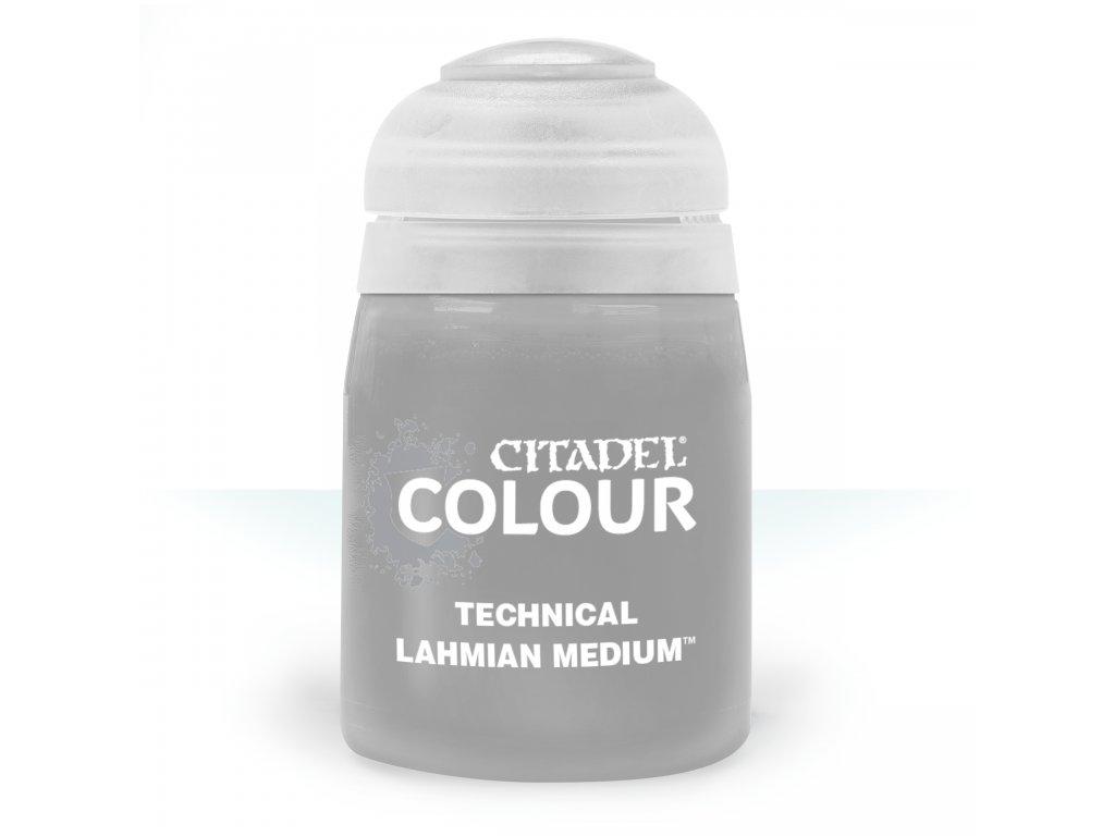 Technical Lahmian Medium