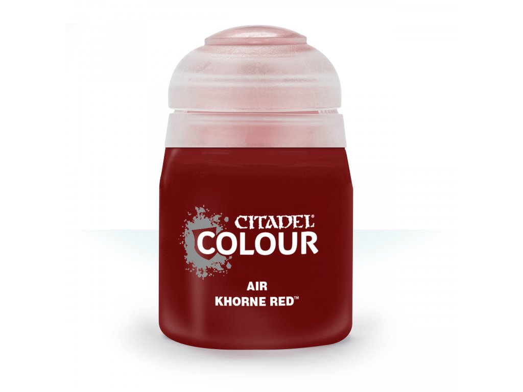 Air Khorne Red
