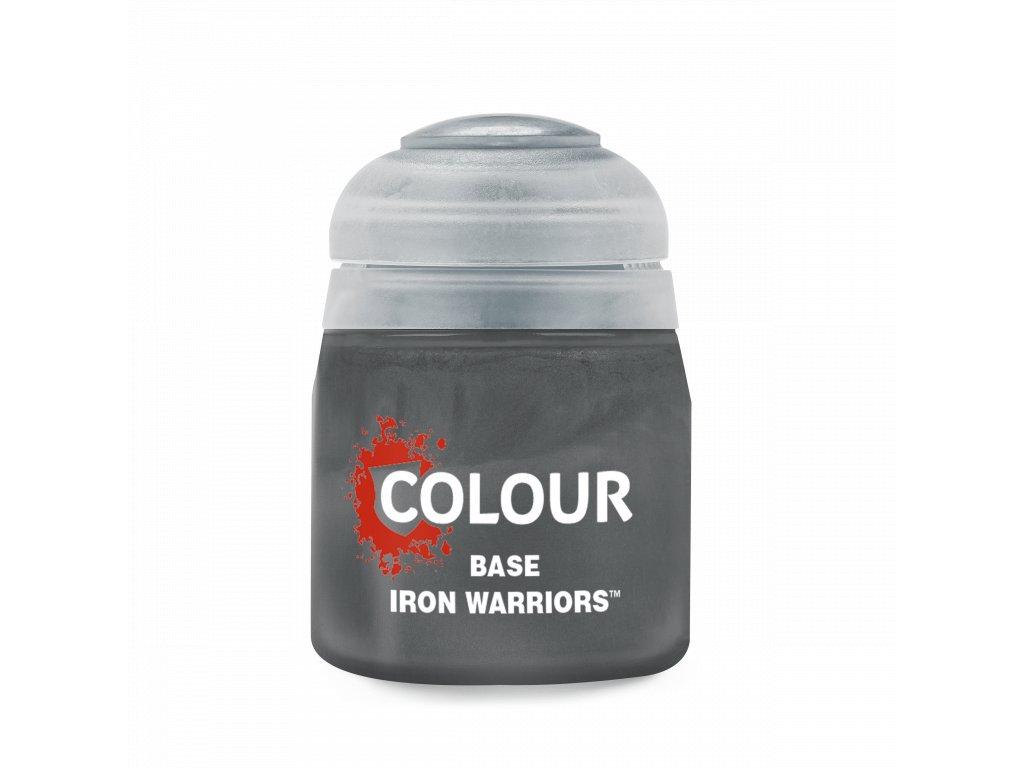 Base IRON WARRIORS 12ml