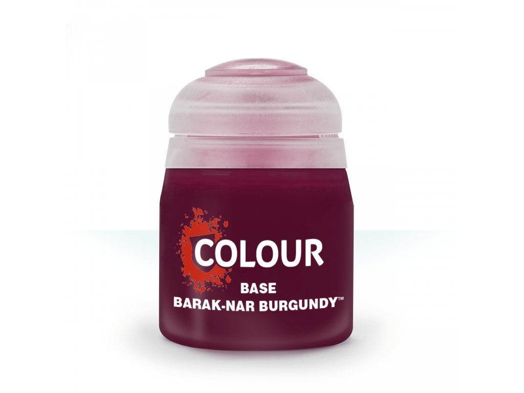 Base Barak Nar Burgundy