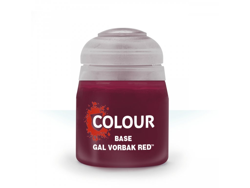 Base Gal Vorbak Red