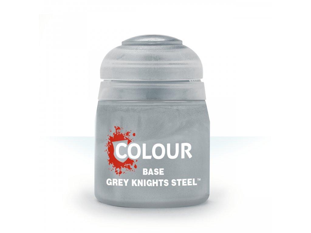 Base Grey Knights Steel