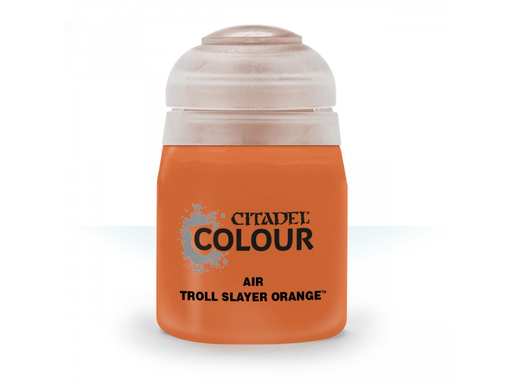 Air Troll Slayer Orange