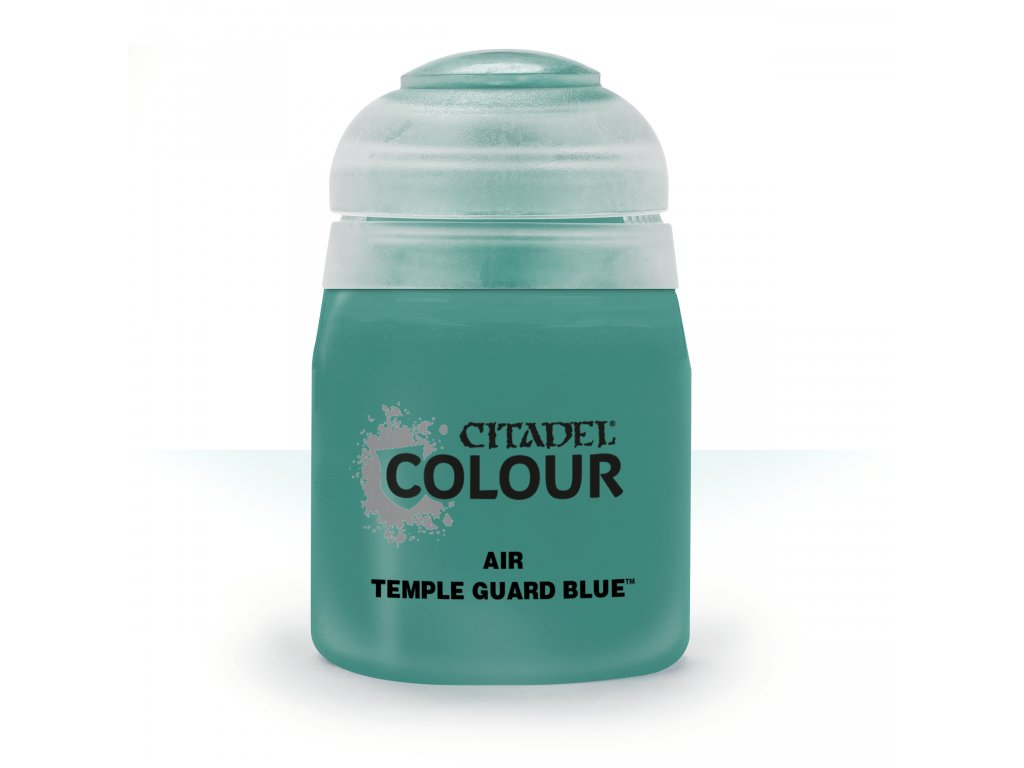 Air Temple Guard Blue