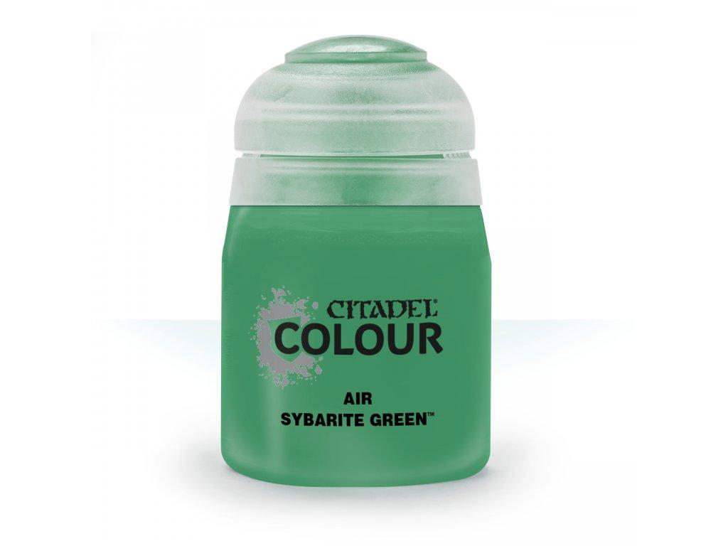 Air Sybarite Green