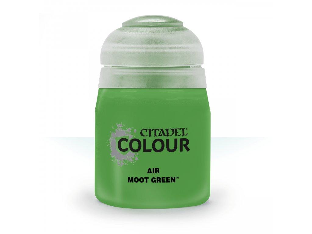 Air Moot Green