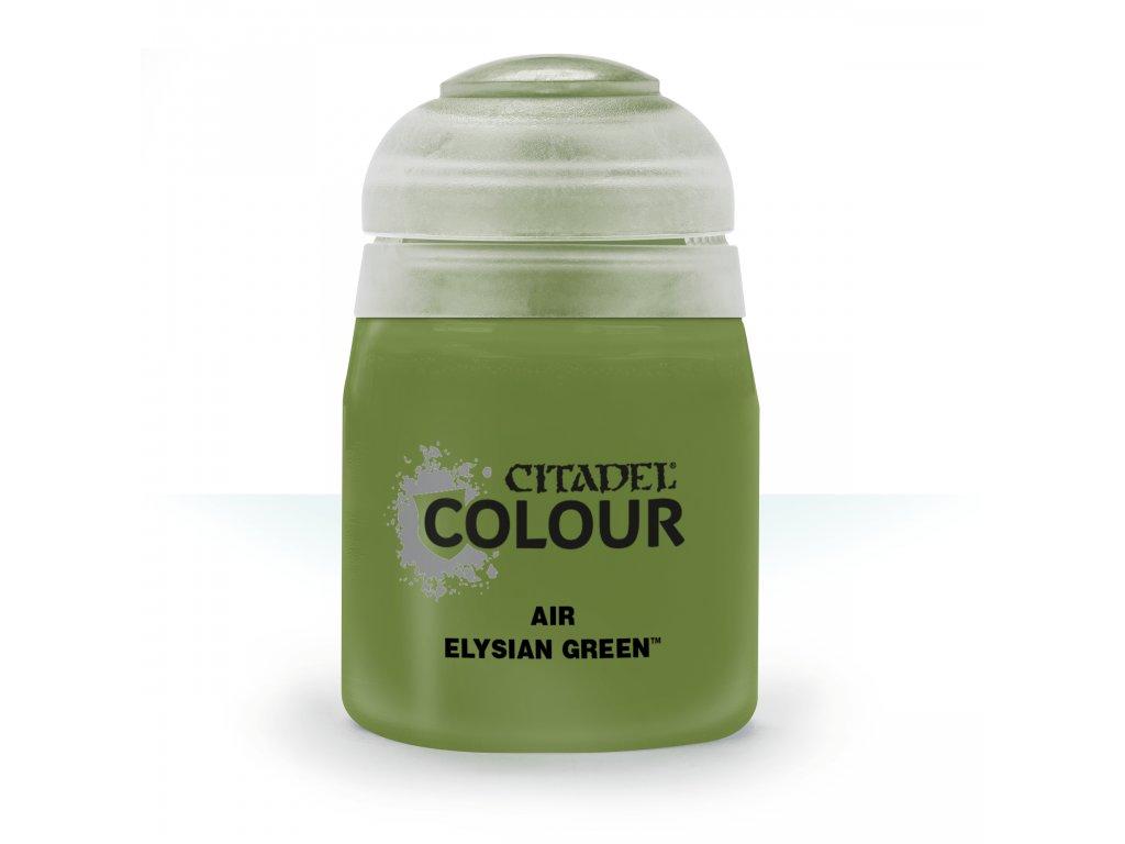Air Elysian Green