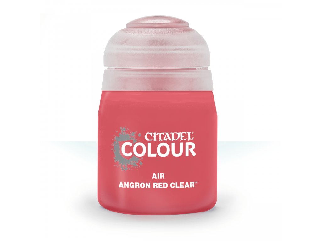 Air Angron Red Clear