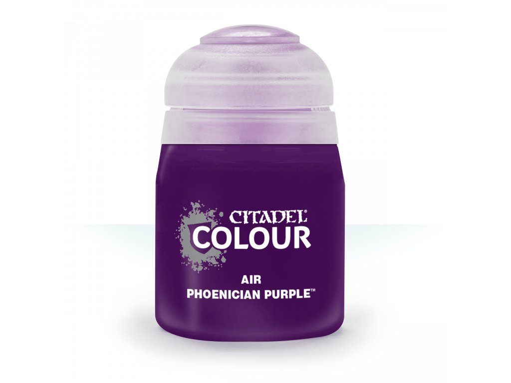 Air Phoenician Purple