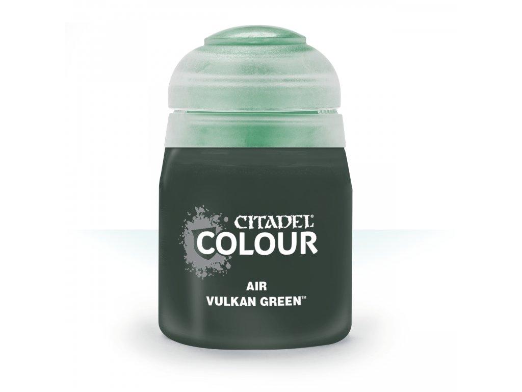 Air Vulkan Green