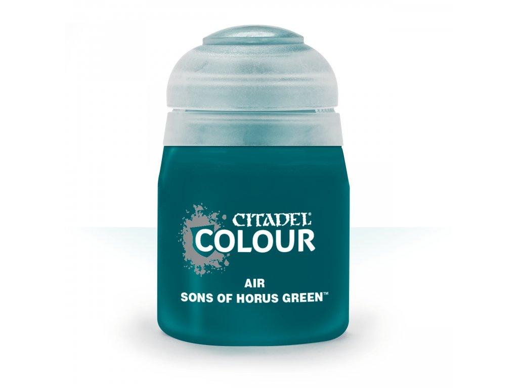 Air Sons of Horus Green