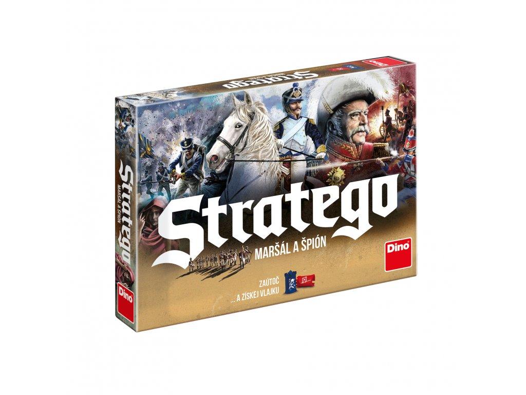 Stratego - Maršál a špión