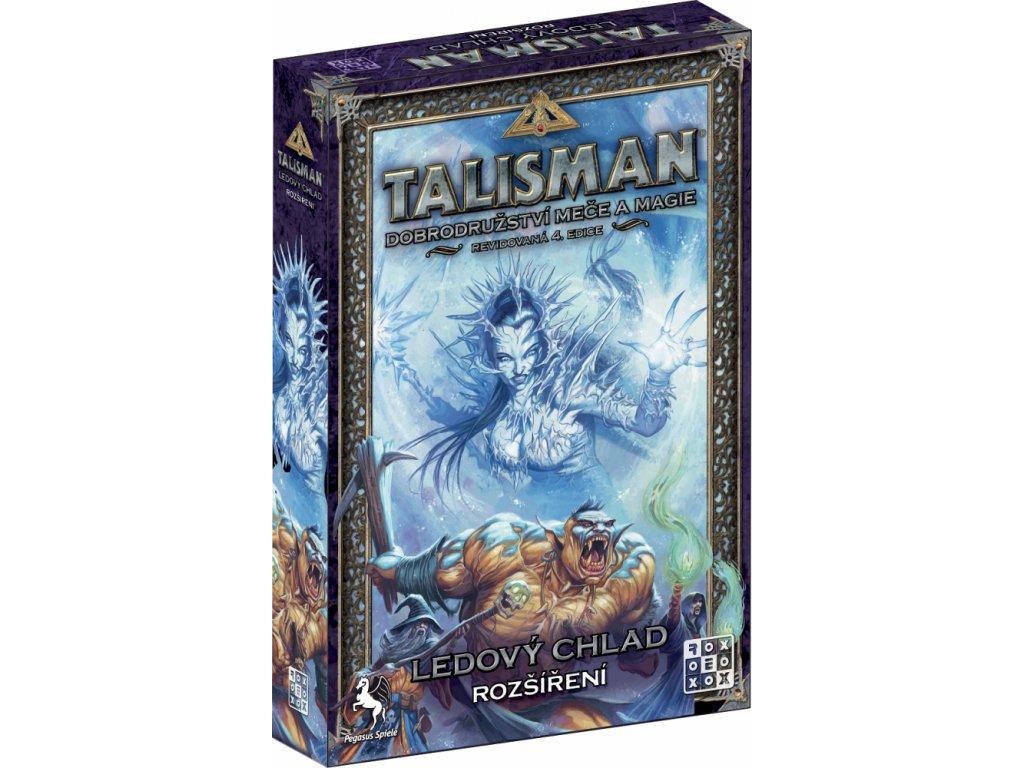 talisman dobrodruzstvi mece a magie revidovana 4 edice