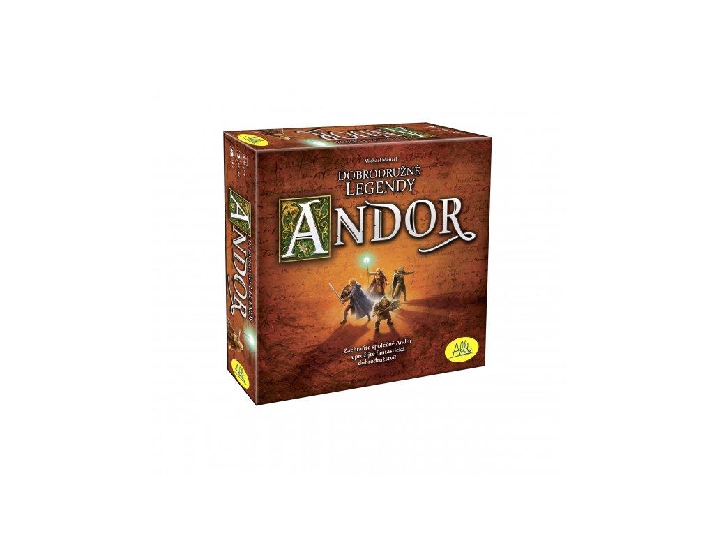 Andor: Dobrodužné legendy