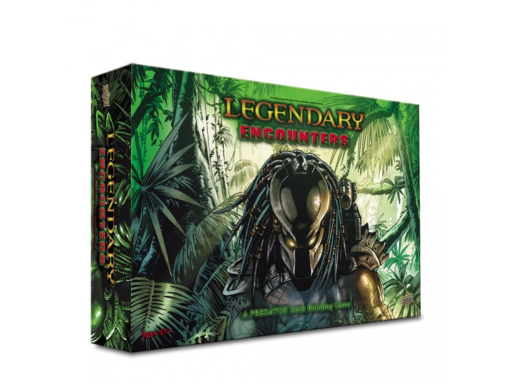 legendary encounters predator deck building game 83978
