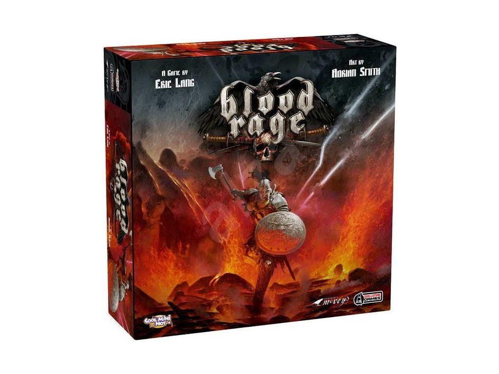 Blood Rage (cs)