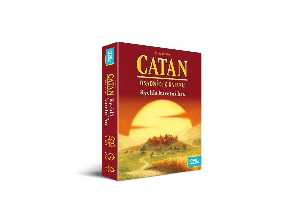 Osadníci z Katanu: Rychlá karetní hra