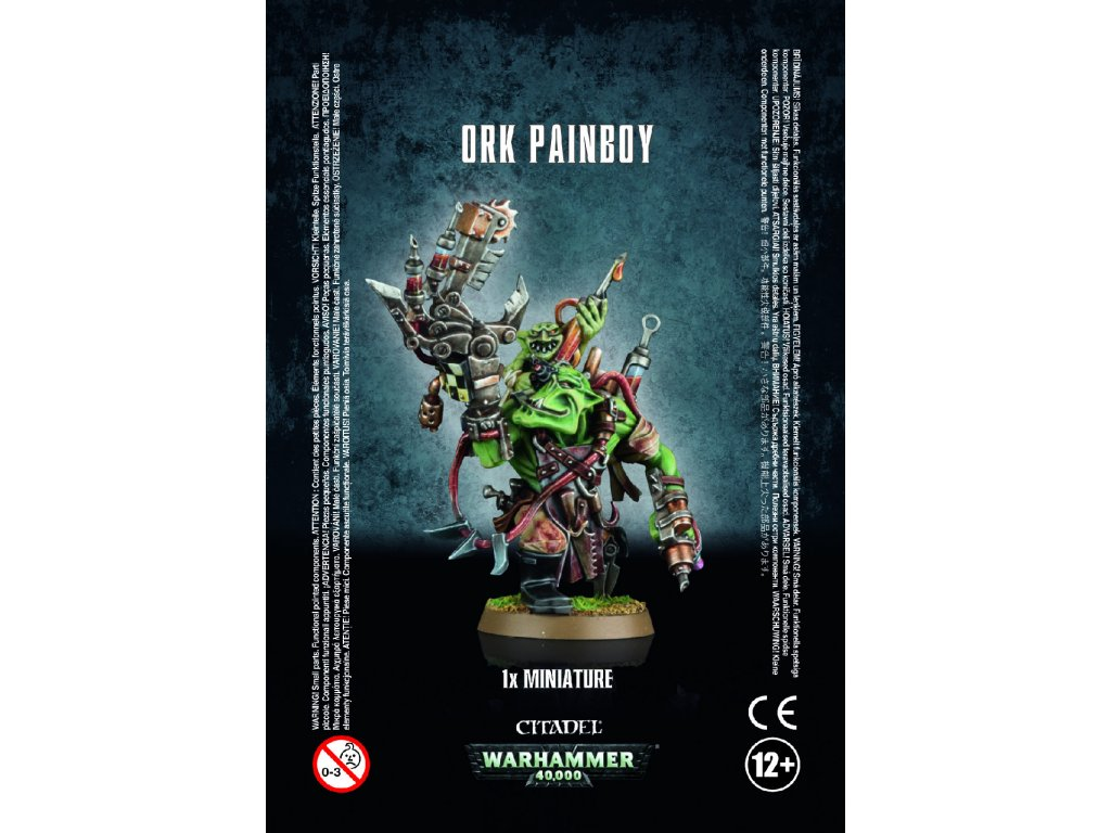 ORK Painboy Hero