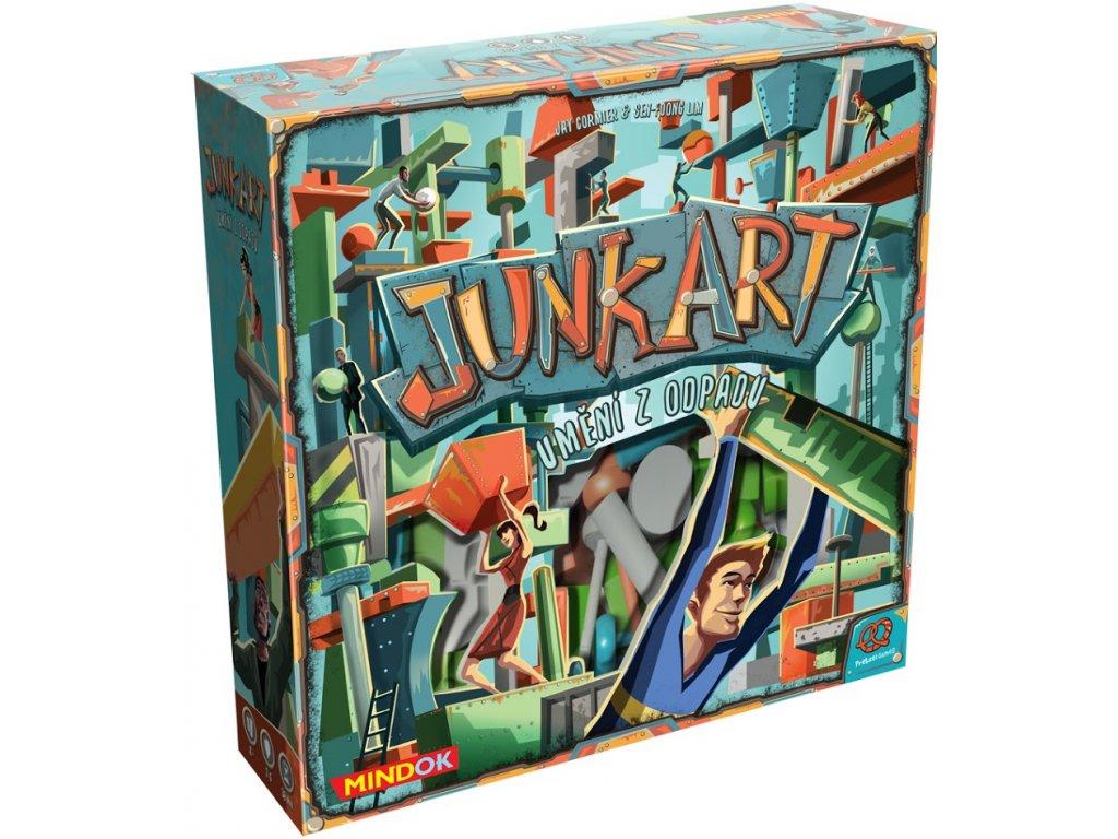 junkart krabice