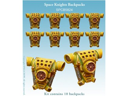 SPCB5824SpaceKnightsbackpacks