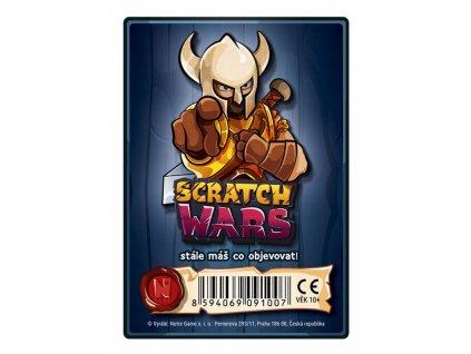 Scratch Wars – Karta hrdiny