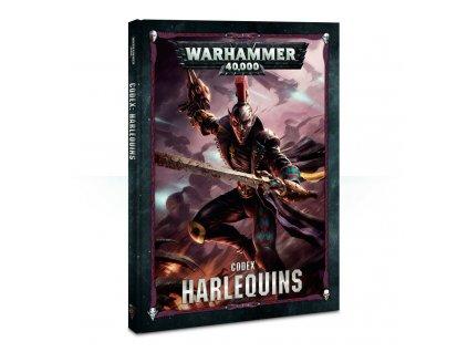 60030111003 CodexHarlequinsENG01