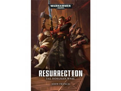 BLPROCESSED Horusian Wars Resurrection cover