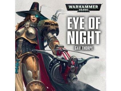 Eye of NightCover