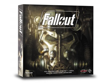 Fallout vizualizace