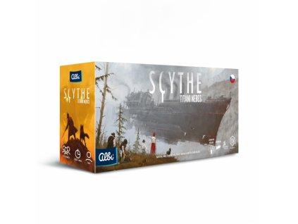 Scythe: Titáni nebes