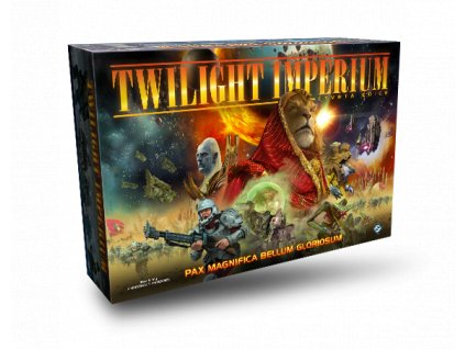 Twilight imperium vizualizace 4th