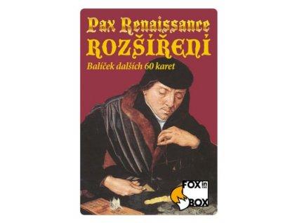 Pax Renaissance: rozšíření