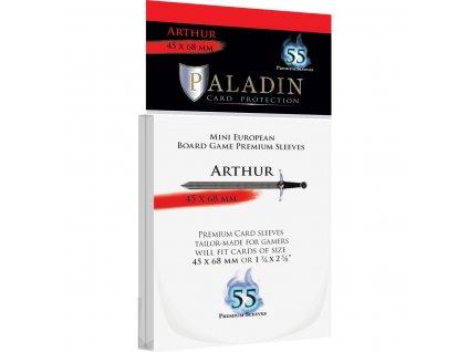 Arthur - 55x Mini European (45x68mm)