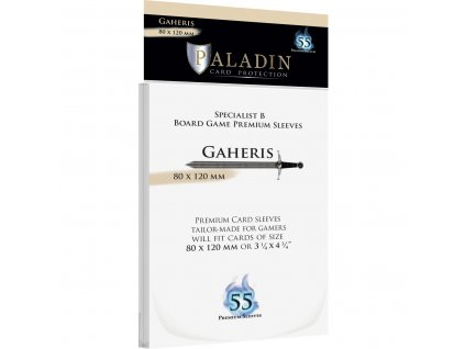 Gaheris - 55x Specialist B (80x120mm)