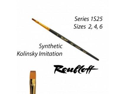 Roubloff Fine-Art Brush - 1S25-6 Drybrush Big