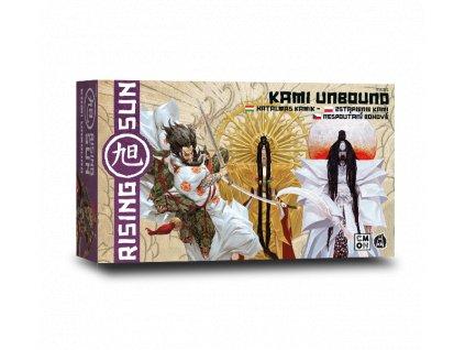 Rising Sun Kami Unbound box