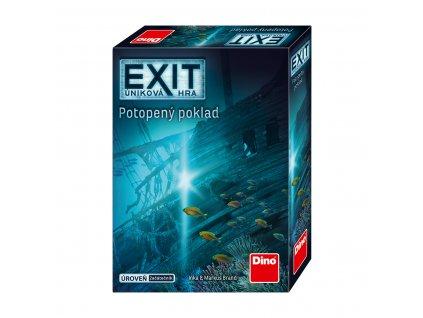 Exit - Úniková hra: Potopený poklad